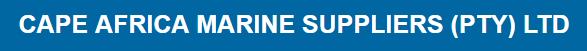Cape Africa Marine Logo